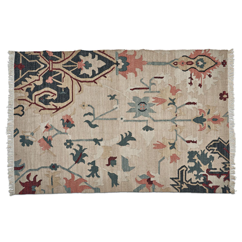 LOBERON In- & Outdoor-Teppich Amandil, beige/braun (240 x 170cm)