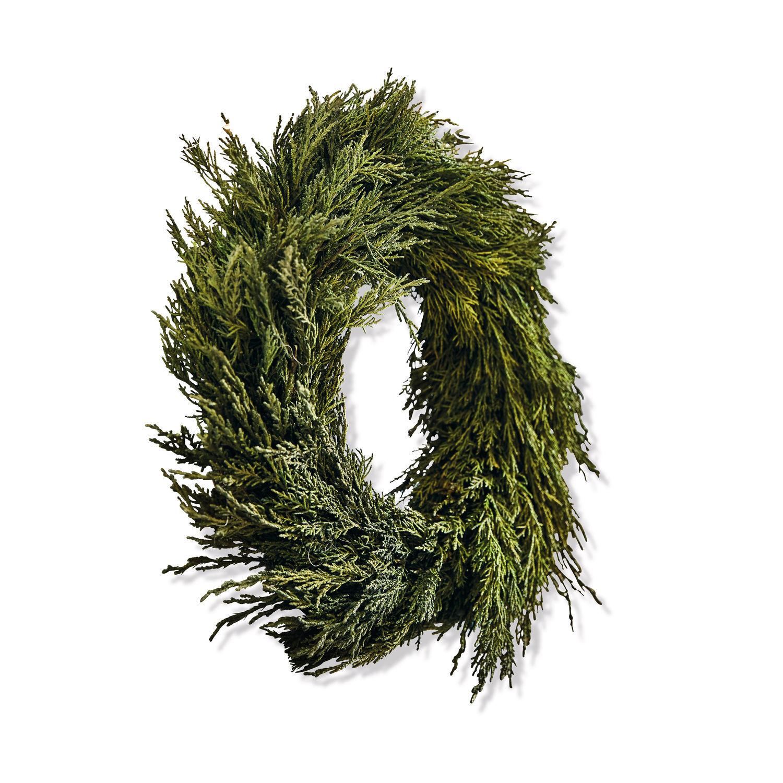LOBERON Kranz Tarbes| grün (6cm) | Dekoration > Dekopflanzen > Kränze | LOBERON