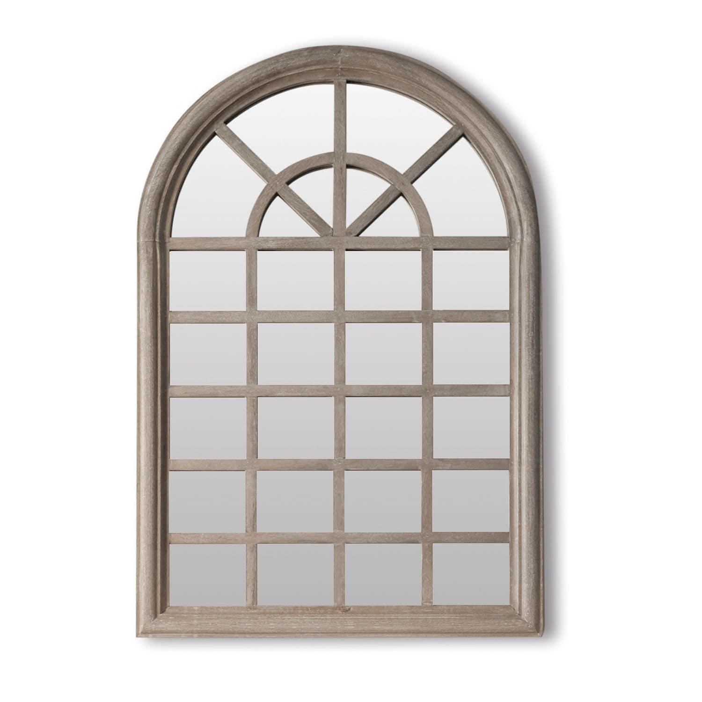 LOBERON Spiegel Odrin, braun (3.5 x 60 x 90cm)