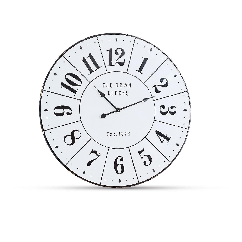 LOBERON Uhr Dolana, antikweiß (6cm)