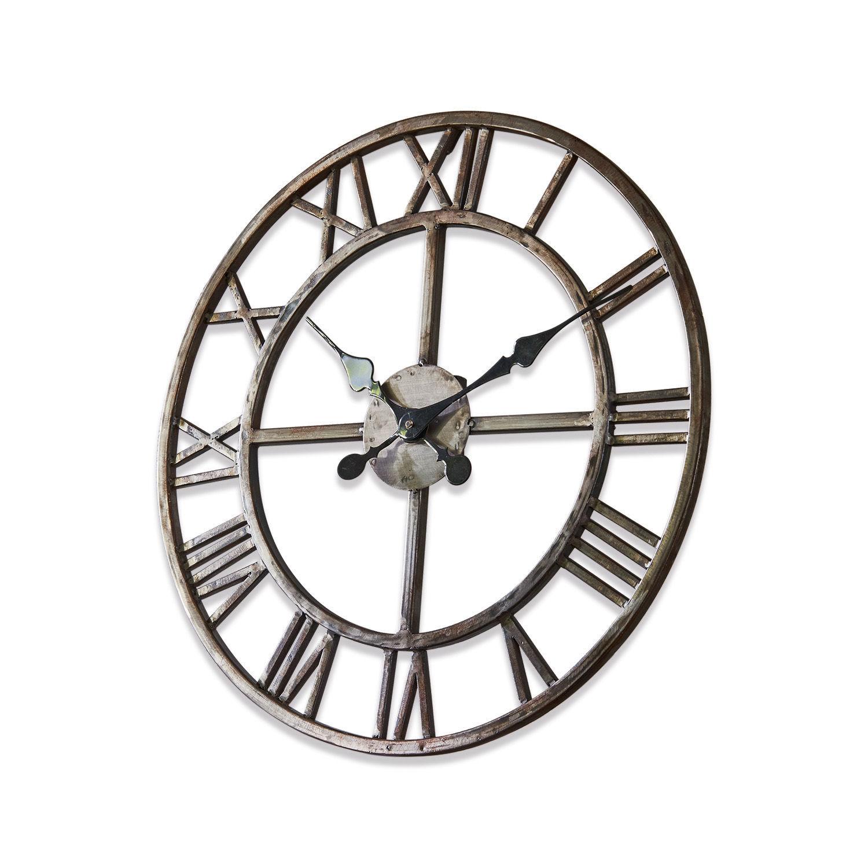 LOBERON Uhr Vigo, antikschwarz