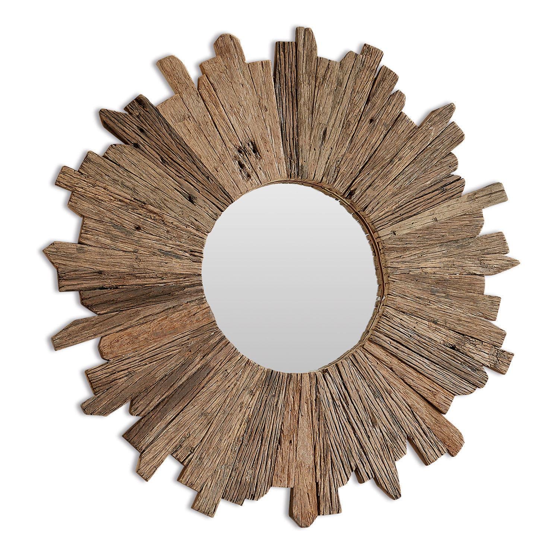 LOBERON Spiegel Bella, braun (3cm)