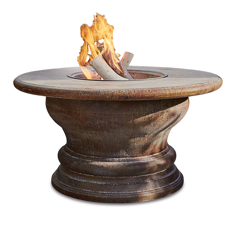 LOBERON Feuerschale Incles, antikbraun (45cm)