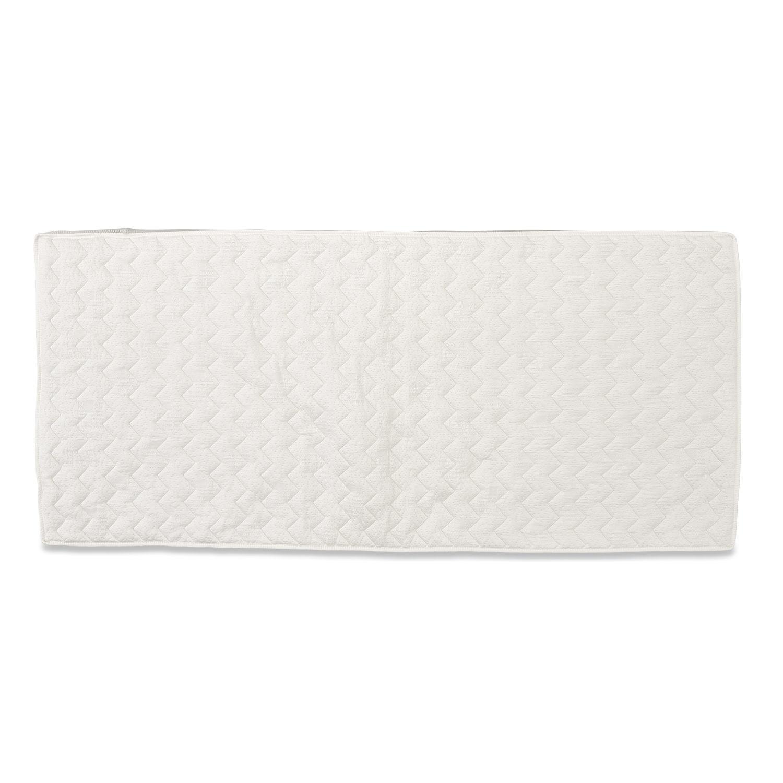 LOBERON Topper Danisar, weiß (200 x 90 x 7cm)