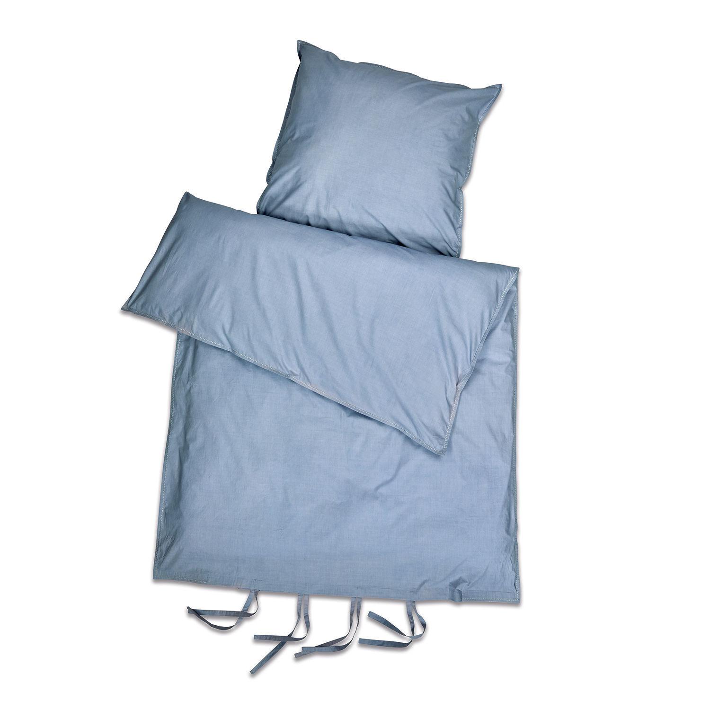LOBERON Bettwäsche Monthelie, blau